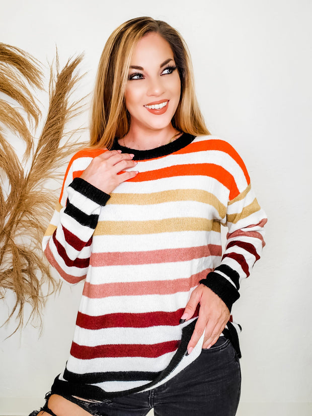 Rainbow Bright Super Soft Sweater (S-3XL)