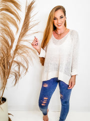 NikiBiki Vintage Distressed Moto Leggings