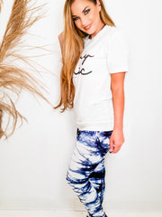 NikiBiki - Highwaist Tie Dye Leggings