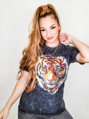 Presale Eye of the Tiger Graphic Tee