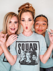 Hocus Pocus Squad Graphic Top