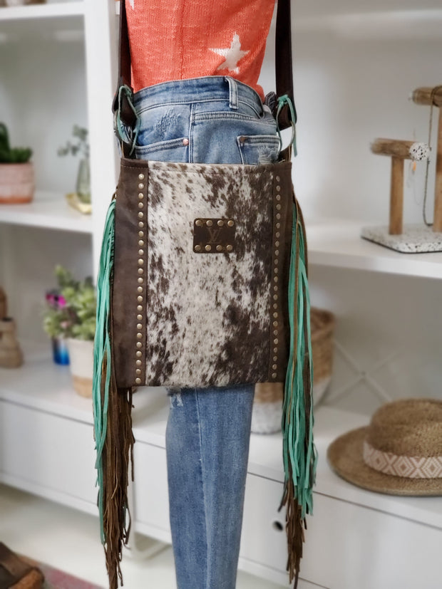 Hazel Purse With Fringe