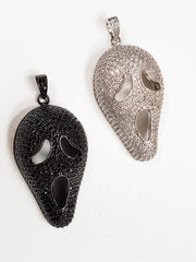 Karli Buxton - Scream Face Pendant