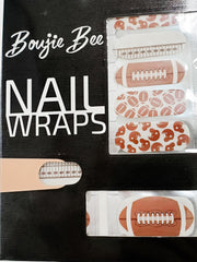 Boujie Bee Nail Wraps