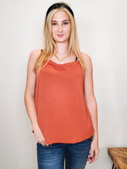 Pol - Cami Top with Adjustable Straps
