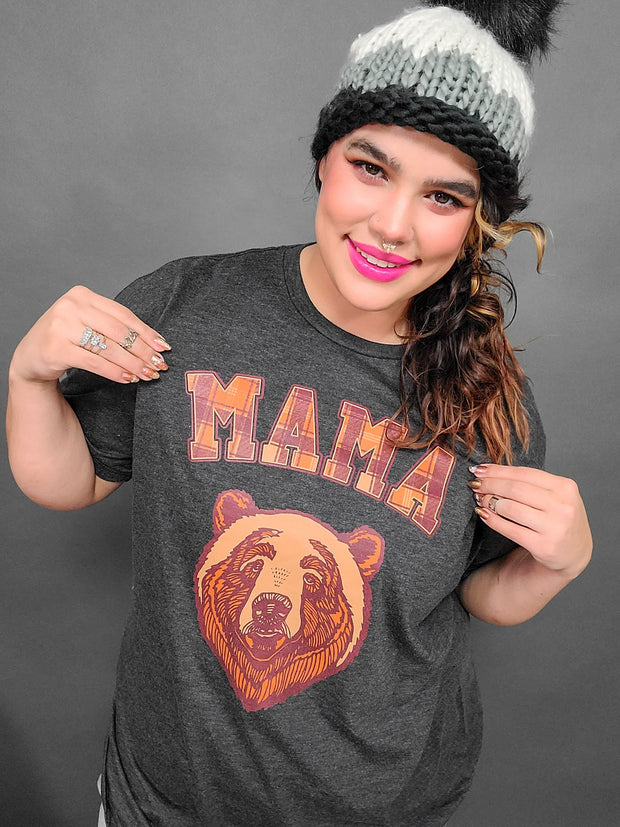 Mama Bear Graphic Top (S-3XL)