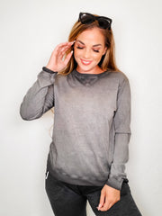 Dirty Wash Essential Pullover Sweater