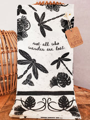 Boho Tea Towel