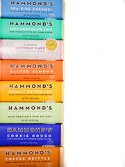 Hammond's Chocolate Candy Bar