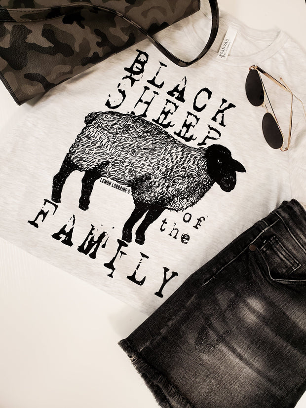 Black Sheep Graphic Tee