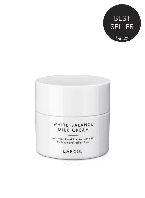 LAPCOS - White Balance Milk Cream