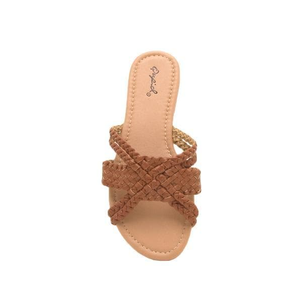 Braided Slide on Sandal