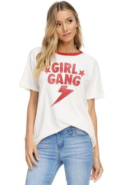 Girl Gang Graphic Top