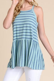 Summer In Stripes Tank