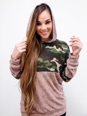 Camouflage Hooded Pullover (S-3XL)