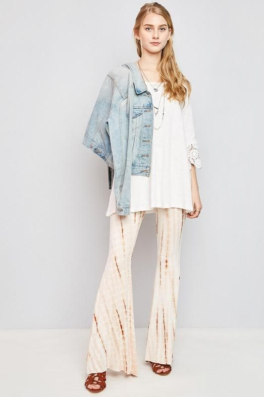 To Die For Tie Dye Palazzo Pants
