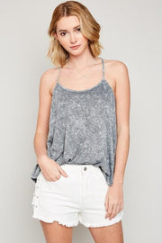 Acid and Lace Tank Top