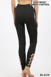 Doorbuster High Waist Tummy-Control Seamless Leggings