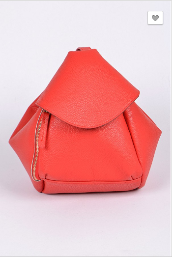 Triangle Tent Fashion Backpack
