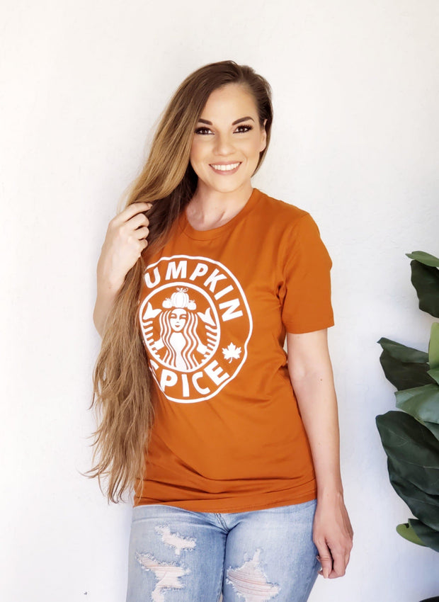 Pumpkin Spice Graphic Tee