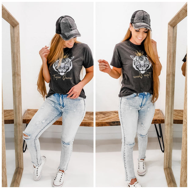 Black Label Back to the Future High Waist Skinny Jeans