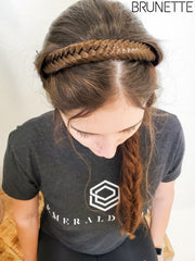 Women's Arisa Fishtail Headband Hair Braid