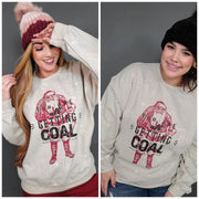 You All Get Coal Christmas Sweater (S-3XL)