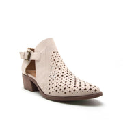 Oh Starry Night -  Perforated Bootie