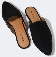 Women's Slip On Pointy Toe Mules