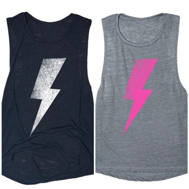 Pre Order - Lightning Bolt Graphic Tee