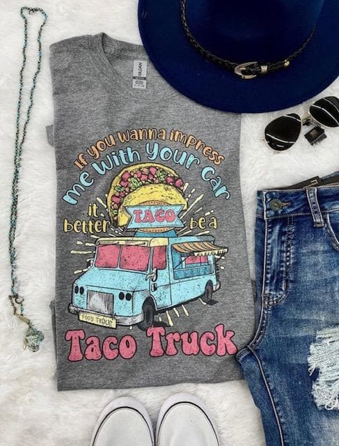 Pre Order - Taco Truck Graphic Tee