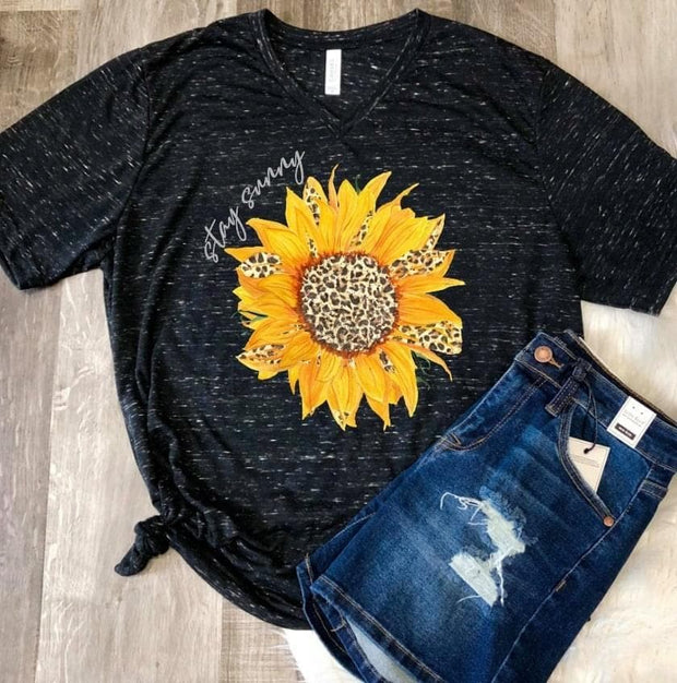 Stay Sunny Graphic Tee