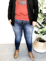 Judy Blue - Plus Size The Unicorn Relaxed Jeans