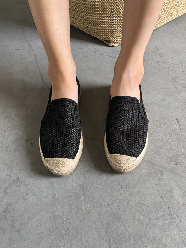 Women Espadrille Slip On Shoes