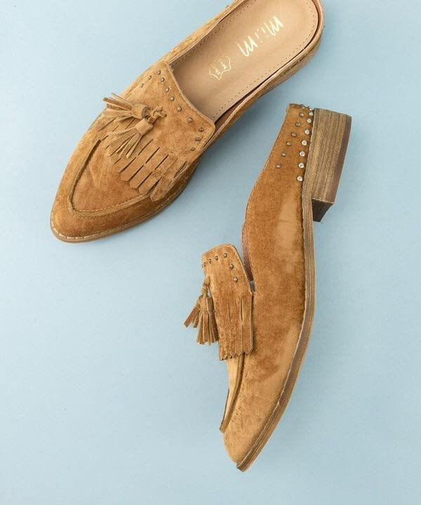 City Slicker Faux Sueded Loafer