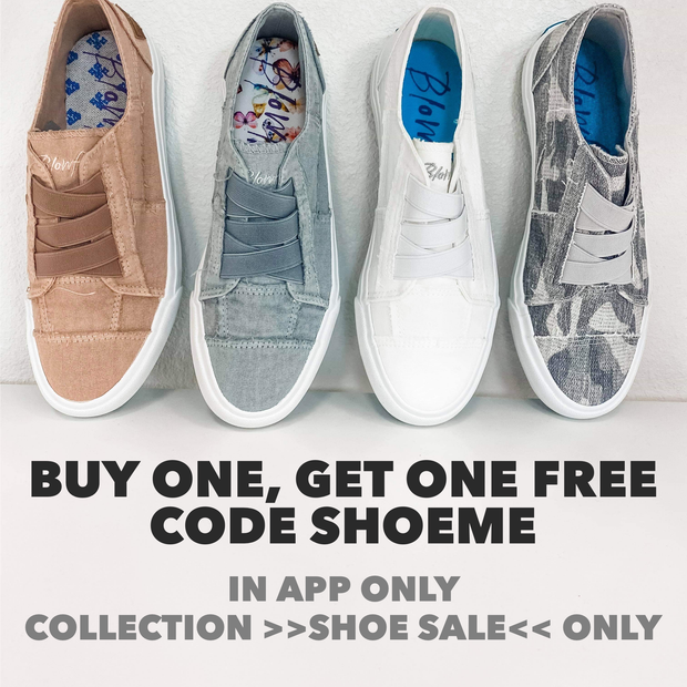 BOGO Shoe Sale READ ME