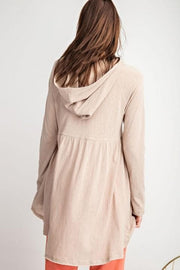 Easel - Tunic Pullover Top