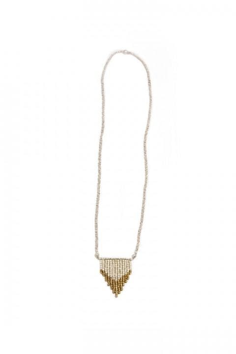 Ombre Arrow Necklace