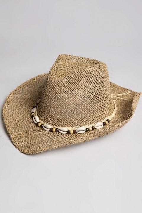 Pol - Hat with Shell Detail