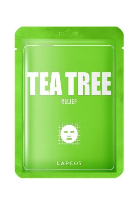 Lapcos - Derma Sheet Mask Tea Tree