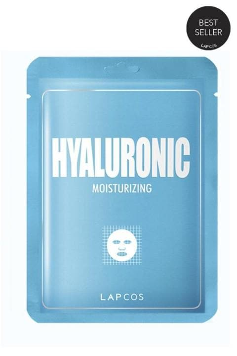 Lapcos - Derma Sheet Mask Hyaluronic Acid