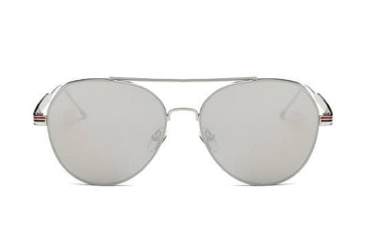 Classic Metal Aviator Fashion Sunglasses