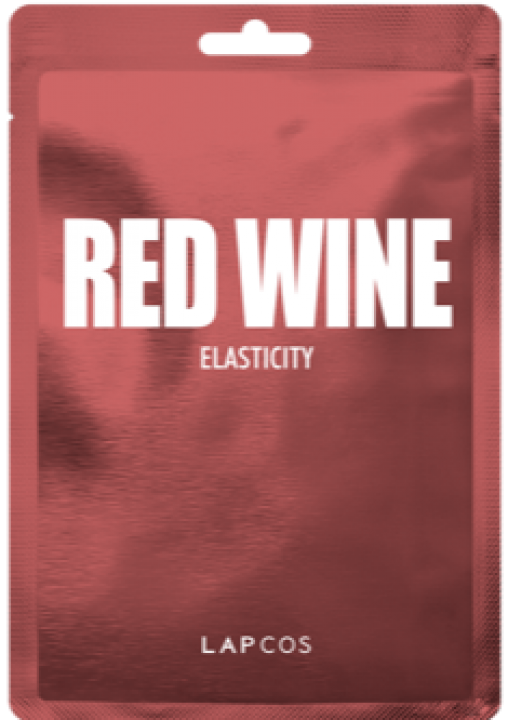 LAPCOS - Red Wine Sheet Mask