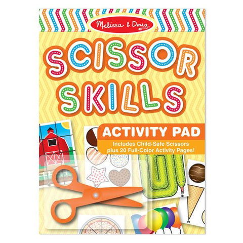 Melissa and Doug Scissor Skills Activity Pad