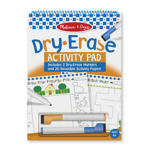 Melissa and Doug Dry Erase Activity Pad