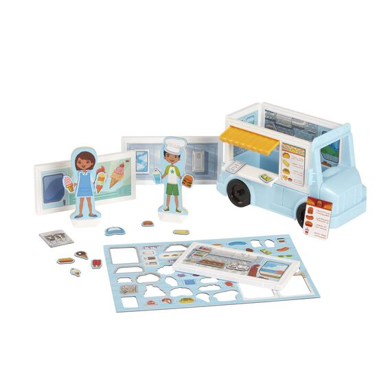 Magnetivity Magnetic Building Play Set - Hospital