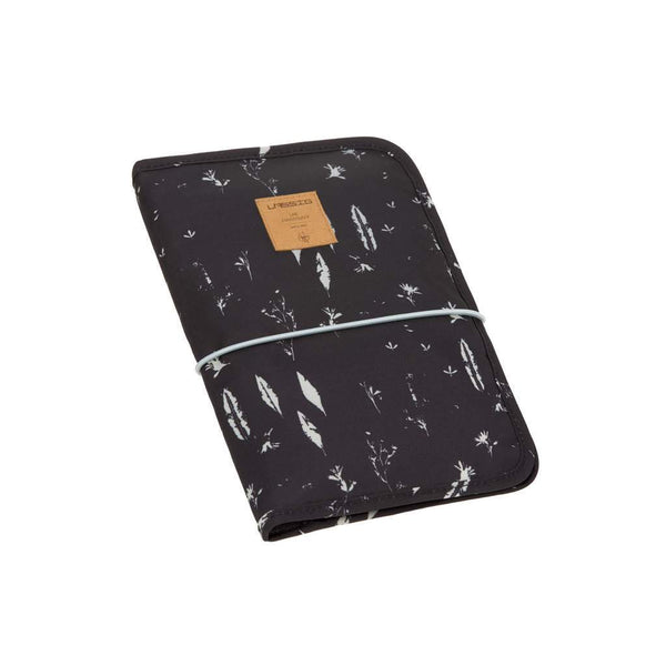 Lassig - Casual - Changing Pouch Feathers Black
