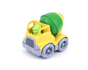 Green Toys Construction Trucks - Mixer