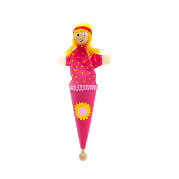 House of Marbles Princess Pop-up Puppets