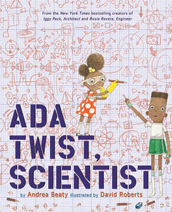 Ada Twist Scientist | book by andrea beaty (hardcover)